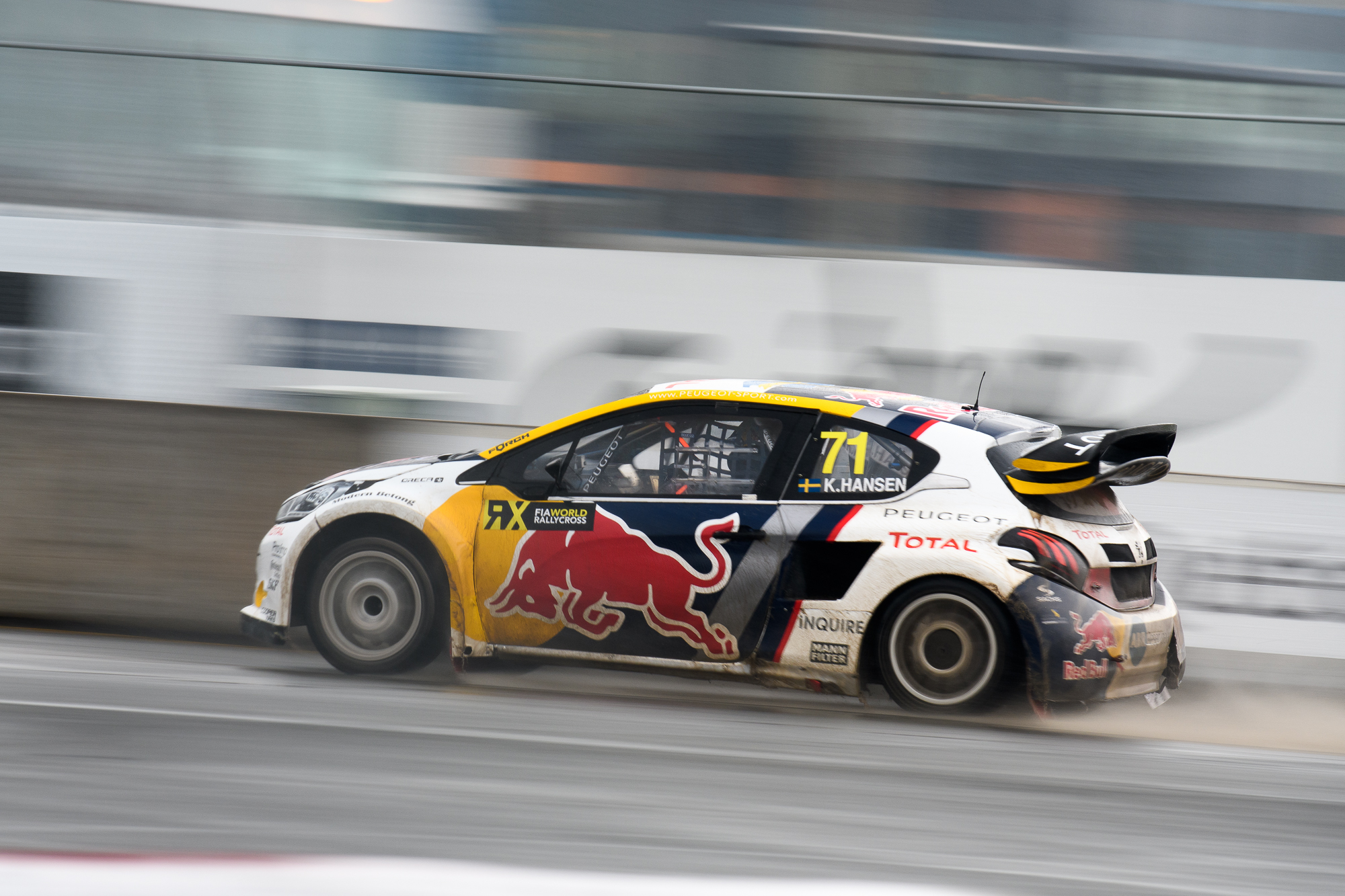 World RX GP3R