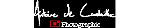 Antoine de Cardaillac – Photographie